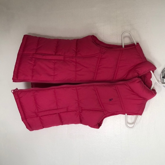 Old Navy Jackets & Blazers - Pink vest